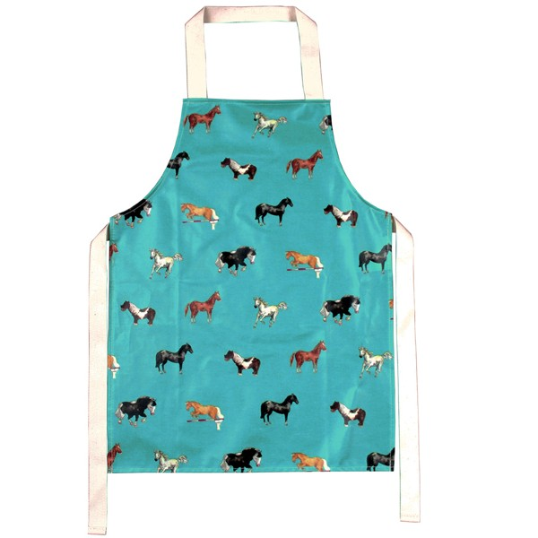 Milly Green Children's Horses Apron