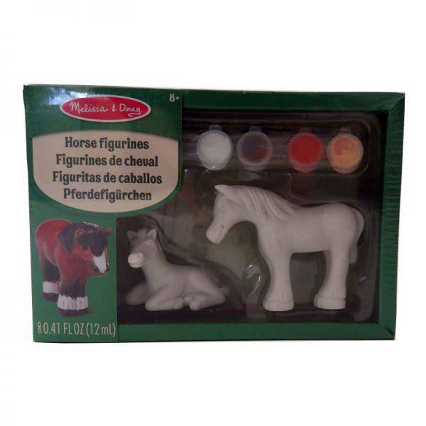 Melissa and Doug Horse Figurines