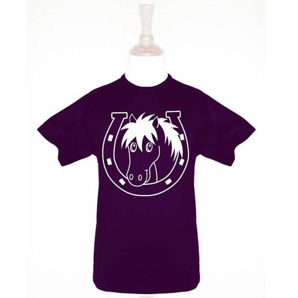 Lucky Horse Children's T Shirt