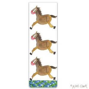 horse magnetic bookmarks
