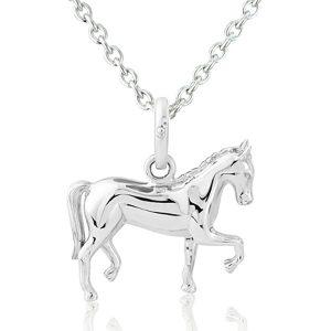 gallop collection dressage horse pendant