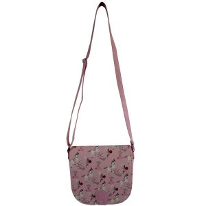 Powell Craft Pony Print Satchel