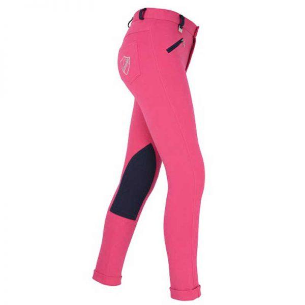 HyPerformance Belton Children's Jodhpurs - Pink