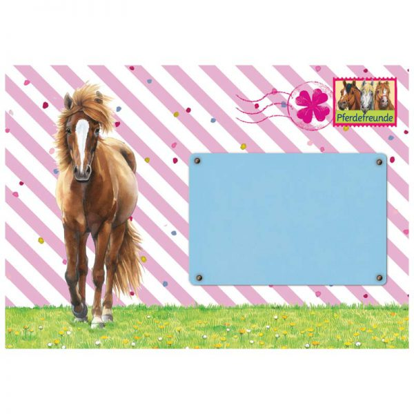 horse party envelope