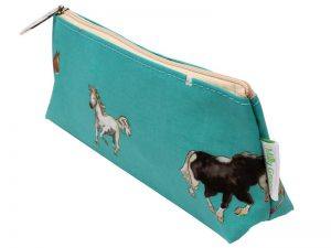 Milly Green Pony Pencil Case