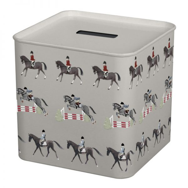 Sophie Allport Horses Money Box