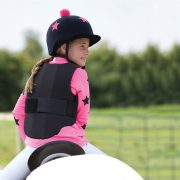 Equetech Junior Cross Country Lycra Base - Pink