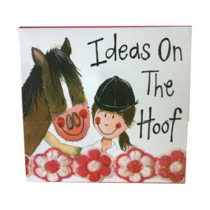 Ideas on the Hoof Mini Magnetic Notepad