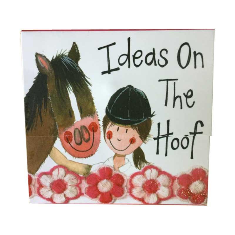 Ideas on the Hoof Mini Magnetic Notepad