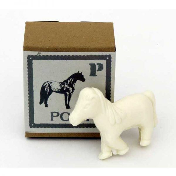 Horse Soap Stamp Box