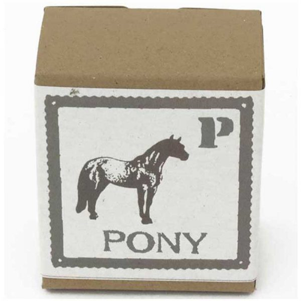 Horse Soap Stamp Boxed