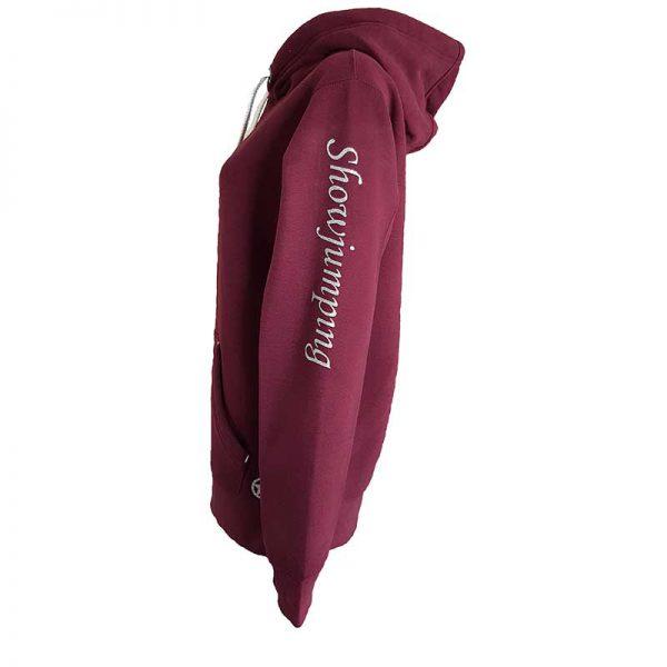 Staroak Designs Showjumping Hoodie - Sleeve