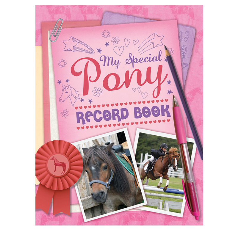 My Special Pony Record Book