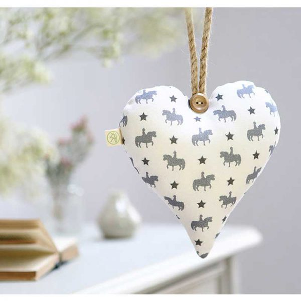 Small But Mighty Hanging Heart - Extra Large