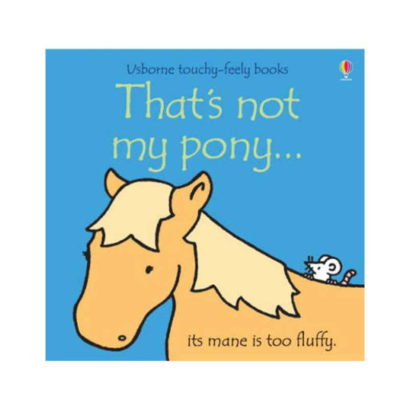 That's Not My Pony Book