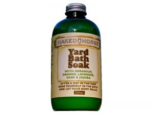 Naked Horse Yard Bath Soak