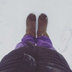 Equestrian Snow Outfits