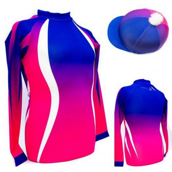 Ladies Cradley Cross Country Colours Design