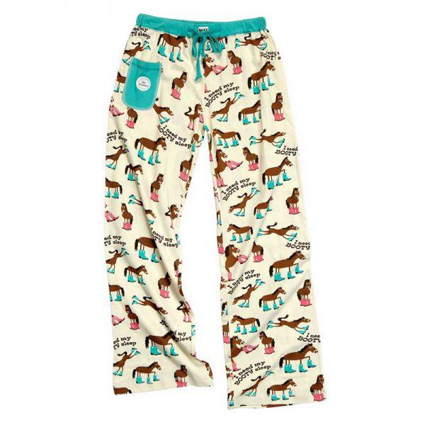 Lazyone Womens Booty Sleep Pyjamas - Trousers