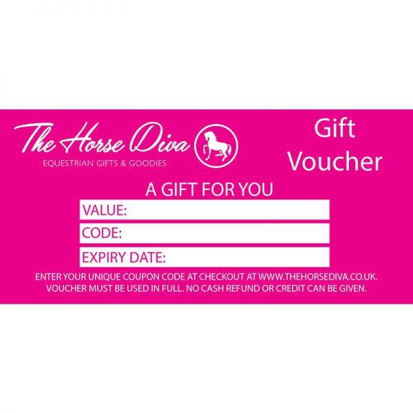 Horse Diva Gift Voucher