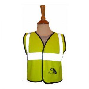 Pony Design Children's Hi Vis Vest