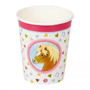Pretty Pony Party Cups