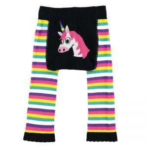Lazyone Unicorn Infant Leggings
